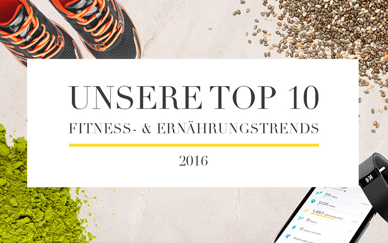 Unsere Top 10 2016