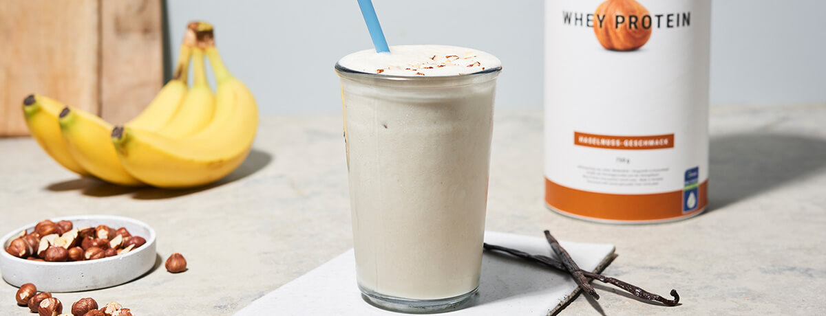 smoothie avoine noisette