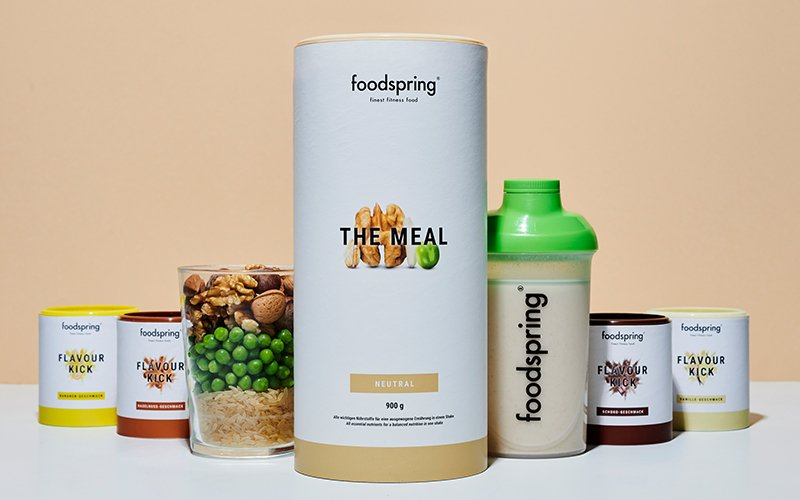 The Meal Flavour Kick