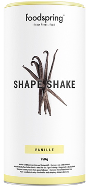 Shape Shake Tin