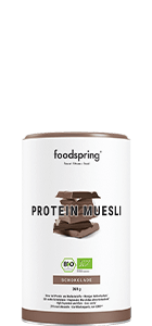 Chocolate Protein Muesli
